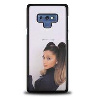 Casing Samsung Galaxy Note 9 Ariana Grande Thank u Next P2688