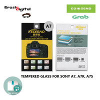 h4r- Tempered Glass Screen Protector For Sony A7 A7S A7R - Anti Gores