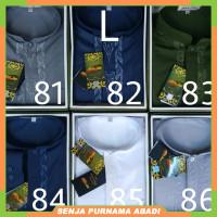 SENJA - Baju Koko Bamus ATLAS L Lengan Panjang & Premium