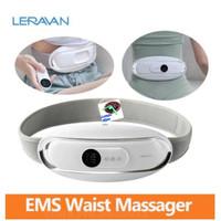 Alat Pijat Pinggang Xiaomi Youpin LERAVAN EMS Waist Massager Shiatsu