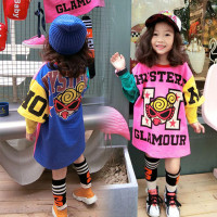 Winners Kaos T-Shirt Lengan Panjang Gaya Hip Hop untuk Anak