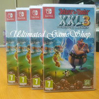 Asterix & Obelix XXL 3 The Crystal Menhir Switch