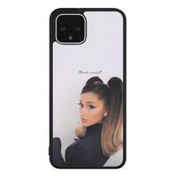 Case Custom Google Pixel 4 XL Ariana Grande Thank u Next P2688