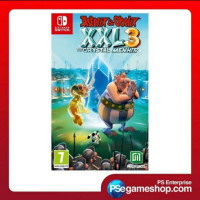 Switch Asterix & Obelix XXL 3: The Crystal Menhir English