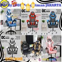ORIGINAL Kursi Gaming Chair Computer Bangku Gaming Game Chaho Murah -