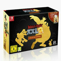 Switch asterix & obelix xxl 2 Collector Edition EurEnglish