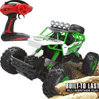 Mobil RC Monster Truck Off-Road Remote Control 2.4G 4WD