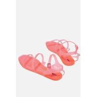 RUBI - Sepatu Sandal Wanita - Triple Strap Jelly Sandal