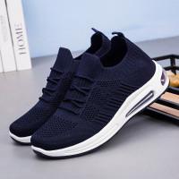 Sepatu Fashion Olahraga Sepatu Running Wanita Import Q-16 Joging Sneak