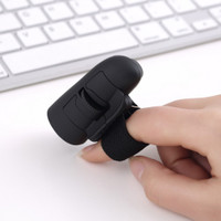 ⚡2.4GHz USB Wireless Finger mouse Rings Optical Mouse 1600DPI For