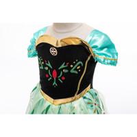 IMPORT DRESS Brandedbaby KOSTUM TAHUN PEREMPUAN BAJU PRINCESS ANAK ANA