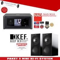 Paket 3 Mini Hi-Fi System Audiocentre