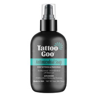 Baru Tattoo Cleansing Aftercare Tattoo - Soap Antimicrobial Goo vw