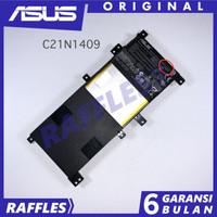Baterai Asus X455L X455LA X455LAB X455LB X455LD X455LDB C21N1409