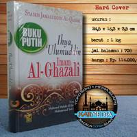 Jual Buku Putih Ihya Ulumuddin Imam Al Ghazali Berkualitas