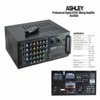 POWER AMPLIFIER ASHLEY KA6500 KA 6500 ORIGINALHS56098