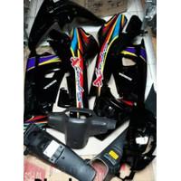 MURAH TERBARU Full set body halus dan kasar Supra X 100cc
