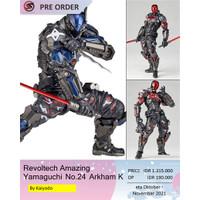 Revoltech Amazing Yamaguchi No.24 Arkham Knight