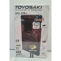 Antene digital Toyosaki Antenna TV Indoor TV 235 AIO Outdoor HDTV