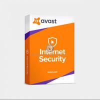 LISENSI ORIGINAL AVAST INTERNET SECURITY 1 YEAR 1 USER HS28242