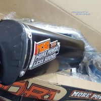 KNALPOT MOTOR MS5KM412 RACING NOB1 3BOLD YAMAHA VIXION NEW
