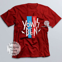 Distro Baju Lucu 2 BEN Tshirt Murah Skak 413 Populer Film Bayu Kaos -