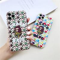 Casing Motif Brand Bape Untuk Iphone 11 Pro Max X Xs Max Xr 6 6s 7 8 P