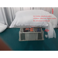 Bantal Bantal - Azzda Paketi 5 & Guling PROMO Silikon Asli Dacron Guli