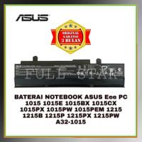 New Baterai Notebook Asus Eee PC 1015 1015CX 1015E 1015PW 1015PX Ori