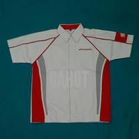 Kemeja Mekanik Baju Seragam Mekanik Honda AHASS