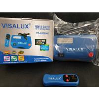 visalux booster tv antena remote