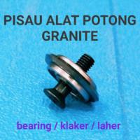 manual pisau granit potong keramik Mata dorong roda alat granit bearin