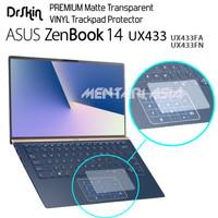 14 Touchpad MATTE ASUS Protector DrSkin - Translucent ZenBook Vinyl UX