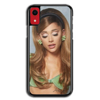 Casing iPhone XR Ariana Grande Positions Clip Video P2689