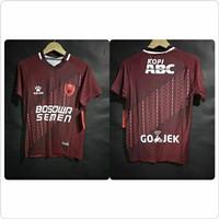 2017 Bola Player PSM version Makassar Original Baju Home Jersey