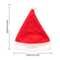 Christmas Apple Gift Cap Christmas Tree Decoration Pendant Fashion