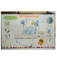 Elle Baby BabyElle MP3 SD Automatic Swing Baby with Function Bouncer C