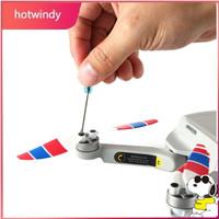 2 Pasang Baling-Baling Tricolor Low Noise Untuk Mavic Mini Drone