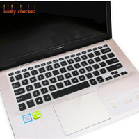 S14 Keyboard S430 Protector VivoBook inch Asus Cover 2018 14