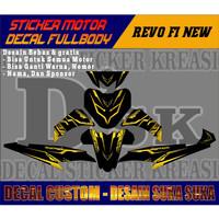 decal revo fi new decal revo fit decal motor revo fi new decal stiker