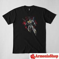 Kaos T-shirt Armonia Macross X Robot Mecha 6338
