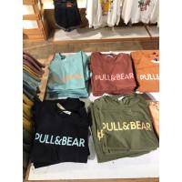 T-SHIRT KAOS ORIGINAL & BEAR CEWEK PULL