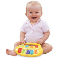 Music 1 Baby with Musical Baby Activity 8 in Elle Babywalker NEW Walke