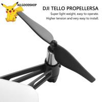 4pcs Baling-Baling Drone Rilis Cepat Untuk Tello Mini Ccw/Cw