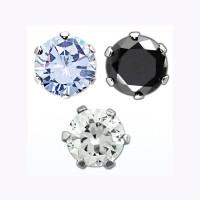 ANTING Diamond khusus Pria Round model MAGNET