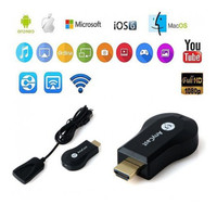 ANY CAST M4 PLUS WIFI DISPLAY DONGLE RECEIVER HDMI TV DLNA - 46025