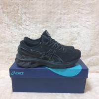 Jual Sepatu Volly Asics Gel Kayano 27 Full Black Berkualitas
