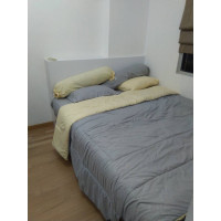 Premium Bedcover 01 Bad Set Katun QQ Badcover Cover Bed Jepang Cover