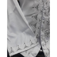 semi dewasa putih koko sutra exclusive baju