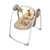 elle elle and deluxe Baby micro SD bayi swing Comfort bouncer insert e